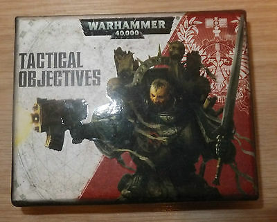 Warhammer 40000 Tactical Objectives