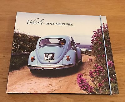 Vehicle Document File - Blue Beetle