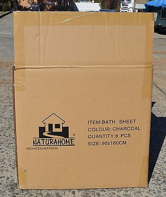 10 Cardboard Boxes, 5X100L + 5X50L Removal Moving Storage Heavy Duty