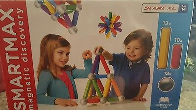 smartmax magnetic discovery nib free shipping educational building colorful