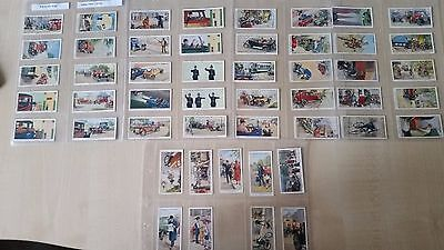 W D & H O Wills  Cigarette Cards Safety First Part  Set  49 Of 50