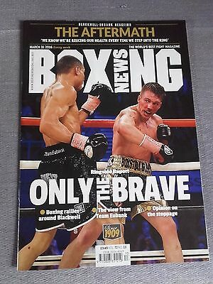 Boxing News, March 31st 2016