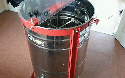 Electric 12 Frame Honey Extractor