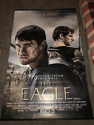 The EAGLE Large Film Banner Cinema 5ftx8ft Not Poster Channing Tatum/Jamie Bell