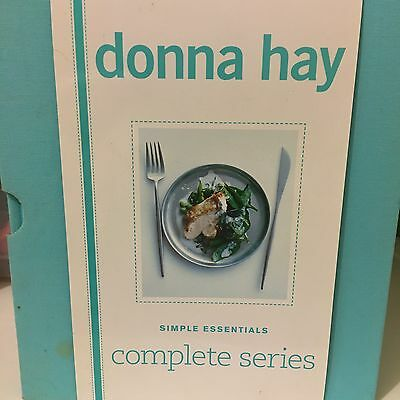 Donna Hay Complete Collection Cook Books New