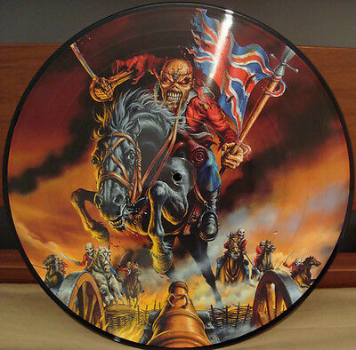 Iron Maiden - Maiden England '88 - Sealed Double PICTURE DISC Vinyl LP