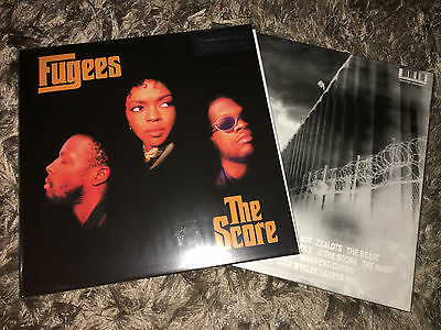Fugees - The Score - Sealed 2 x 180g Vinyl LP Killing Me Softly Ready Or Not