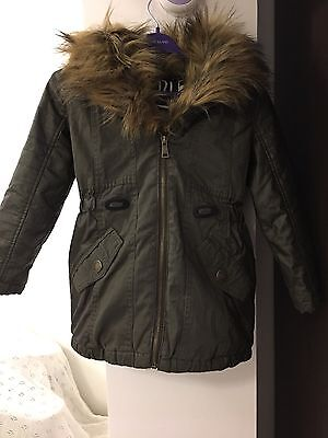 Gorgeous Girls River Island Parka Coat Jacket BNWT's