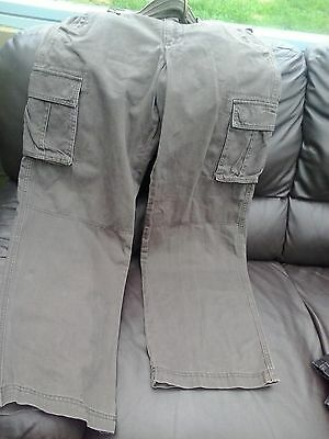 mantaray mens casual trousers size 34r