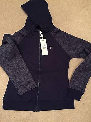 French Connection Zipped Hoodie Age 12-13