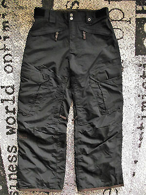 Mens The North Face HyVent Fully lined Snowboard Sky Pants Size S