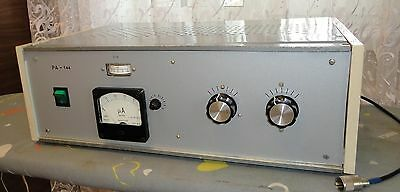 260W 144MHZ All mode Linear Amplifier on  one Russian tube GI70B