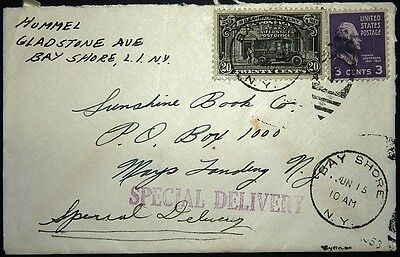 PREXY - 23c RATE, SPECIAL DELIVERY cover  (07) -start@99c