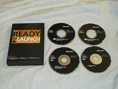 Microsoft Ready to Launch Visual Studio 2005 Standard Edition FREE SHIPPING