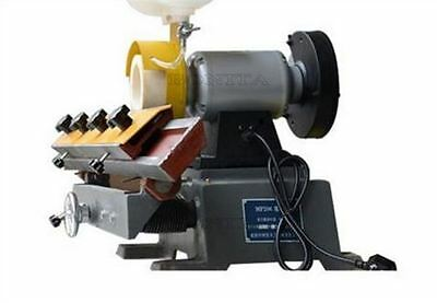 220V Woodworking Straight Knife Grinding Machine Sharpener Small Type Mf206 A
