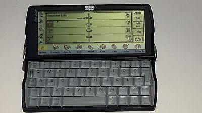 Psion Revo PDA with docking cradle and PalmTec case