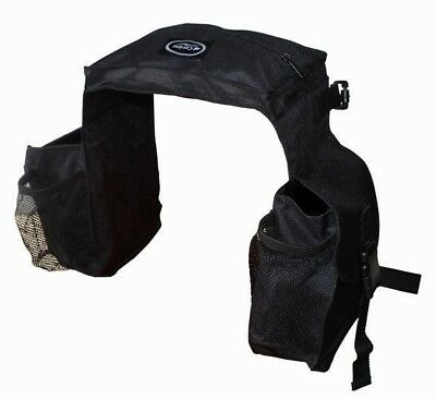 CARIBU Horse Trail Riding SADDLE PACK / SADDLE BAG, Light Weight & Functional
