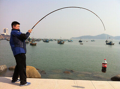 9' 2.7m Big Wave Strong A2000 Series Heavy Fast Telescopic Rod Surf Rod