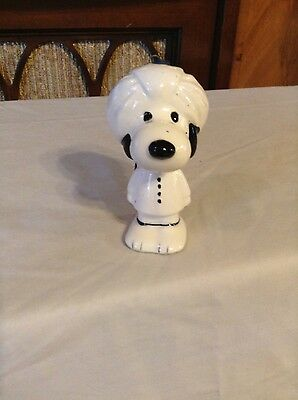 Vintage 1966 SNOOPY Turbin 3 Inch Ornament - Made in Japan