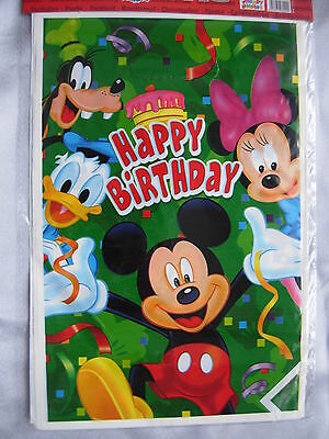 10 Brand New Birthday Party  Loot Bags, Mickey Mouse