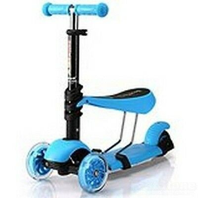 (3 in 1, Mini, Maxi, 5 in 1,Adult, 3 Wheel)  Scooters With Flashing Wheels