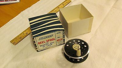 Vintage Pflueger 1494 Spare Fly Reel Spool in NM to Mint Condition with Box