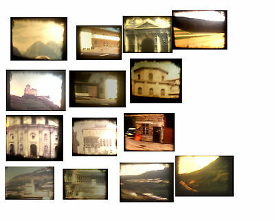 Five Circa 1950's 3 Inch 8Mm Films Of Europe-Germany Italy