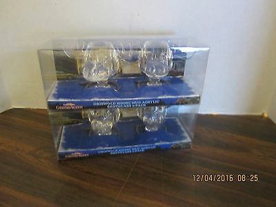 National Lampoon's Christmas Vacation Griswold Moose Mug Shot  Glass SETS