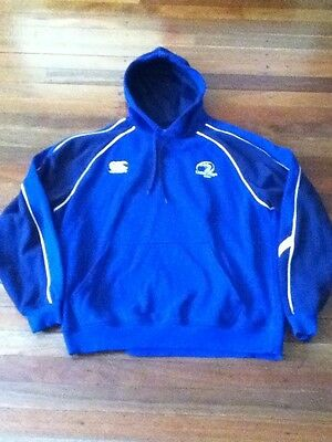 Leinster rugby hoody xl great condition