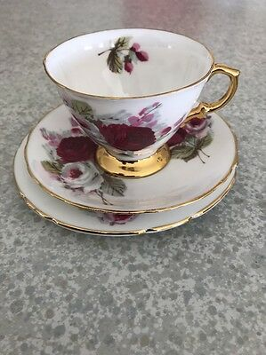 Hammersley & Co Bone China Rose Flower