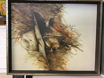 Tony Begay Painting Original Oil On Canvas Tony Begay Painting
