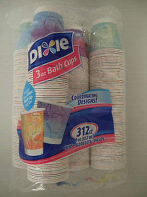 Dixie Cups ~ 3 oz ~ 1560 count
