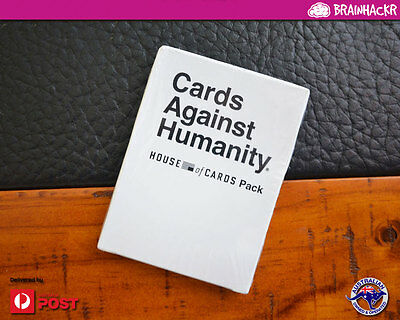 """Cards Against Humanity """"House of Cards"""" Mini Expansion"""