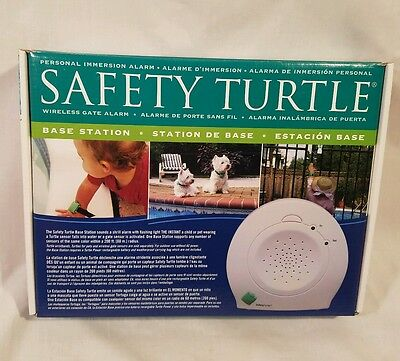 Safety Turtle Pool Alarm With Wristband