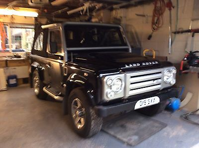 land rover defender 90. 60th Anniversary