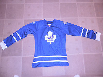 Toronto Maple Leafs Hockey Jersey by CCM for Her adult woman Size Extra Small XS