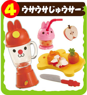 Neo blythe doll rement accessory miniature megahouse food Hungry animal village