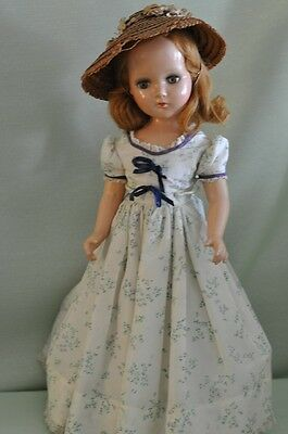 "Vintage 21""in. Arranbee Southern Girl Doll Original & Excellent"