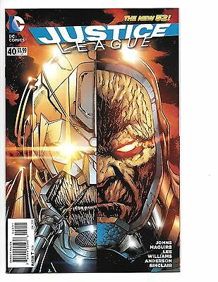 Justice League of America #40 New 52 First Appearance Grail, NM 9.4 or Higher