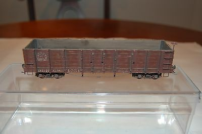 Sn3 PBL D&RGW Gondola, Expert Build and Weathering!!
