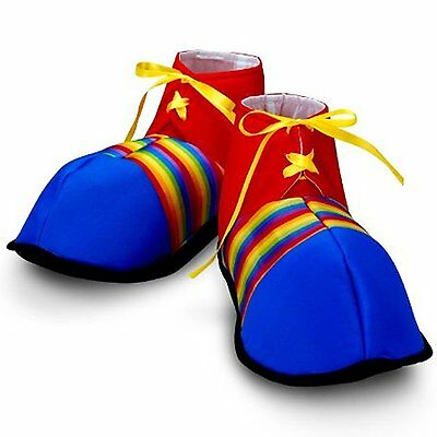 Jumbo Clown Shoes - Costumes & Accessories & Props & Kits Fun KIds Parties 2236