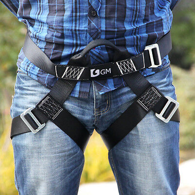For All Size Adults Standard Design Half Body Harness Adjustable for Zip Line
