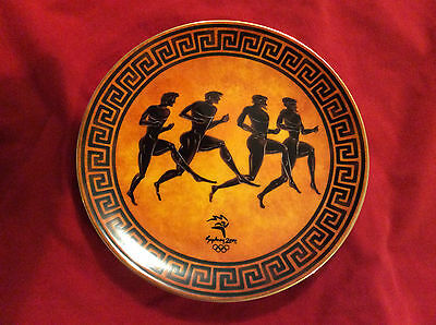 Wedgwood Commemorative Sydney Olympics 2000 Limited Edition Plate