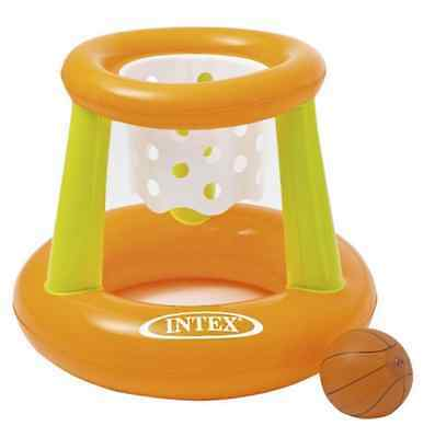 Pool Basketball Hoop - Swimming Toys Kids Inflatable Accessory NEW