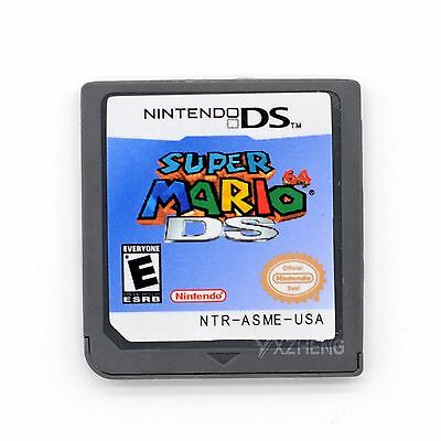 Super Mario 64(Nintendo DS) XMAS Gifts Game Card Only