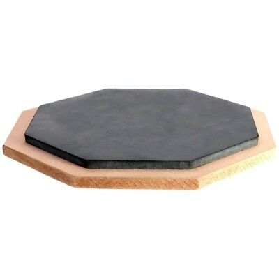"6"" Wooden rubber drum pad F6"