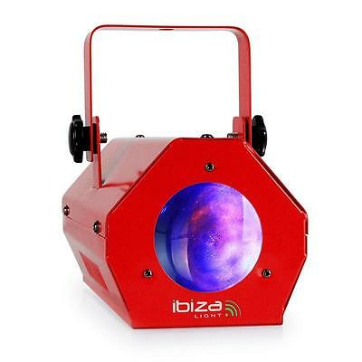 Dj Disco Party Light Led Moonflowerlighting Music Controlled *free P&p Uk Offer