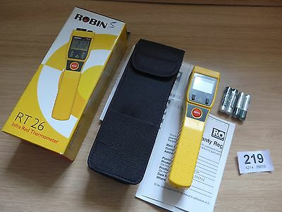 Robin RT 26 infrared Thermometer