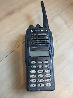 Motorola GP680 Portable hand Radio