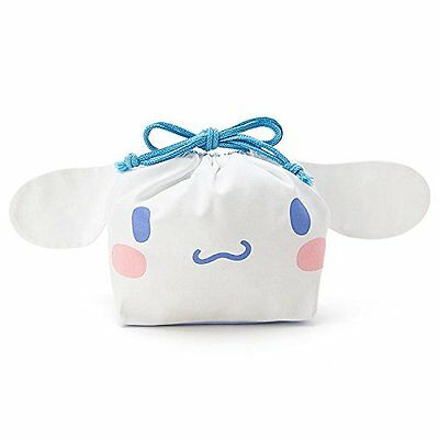 Cinnamoroll face-shaped lunch purse